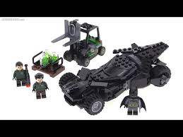 lego batman superman batmobile review kryptonite interception
