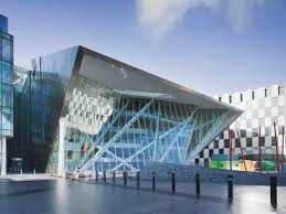 Design House Concepts Dublin Grand Canal Theatre Daniel Libeskind Archdaily