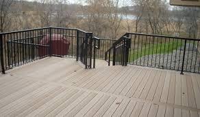 deck u0026 railing installation commercial decks u0026 railings