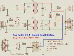 Radio Repeater Circuit Diagram Sc1 Pc Sound Card Interface
