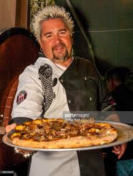 chef cuisine tv chef fieri works charity event pictures getty images
