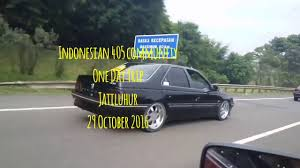 peugeot one one day trip peugeot 405 community indonesia october 29th 2016