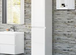 Black Wall Cabinet Bathroom by Black High Gloss Bathroom Wall Cabinets New Bathroom Ideas Benevola