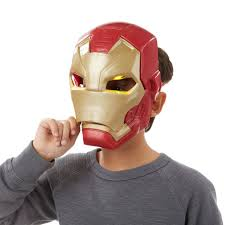 ironman halloween costume marvel captain america civil war iron man tech fx mask avengers uk