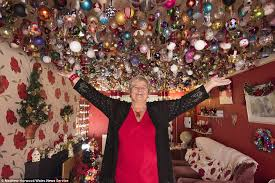 families in britain spend 1000s covering their homes in lights and