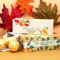 personalized wedding favor boxes custom printed 5 x 2 rectangular wedding favor boxes