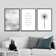 Livingroom Wall Art Compare Prices On Nordic Wall Art Online Shopping Buy Low Price