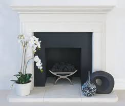 paint fireplace surround home design inspirations