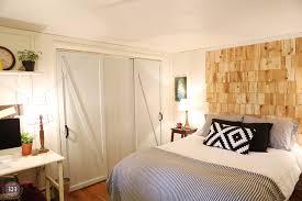 Master Bedroom Designs With Wardrobe Farmhouse Master Bedroom Ideas Natural Polished Oak Wood Walk