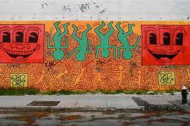 street art legends best of keith haring art widewalls street art legends street art legends