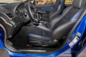 subaru rsti interior 2015 subaru wrx sti launch edition 955 cars performance