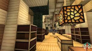 Minecraft Home Interior Ideas Minecraft Modern House Interior Talkthrough Youtube