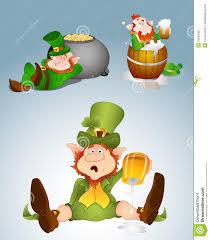 leprechaun vector illustrations royalty free stock photo image