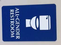 all gender restrooms and signage from u201cmy door sign u201d at fjc u0027s beit