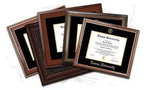 frames for diplomas diploma frames lamar