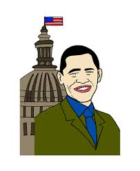 democratic president coloring pages for kids to color and print