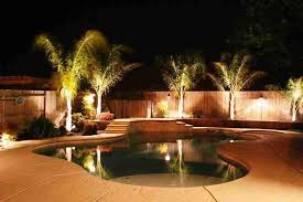 Backyard Landscape Lighting Ideas - swimming pool backyard lighting ideas u2014 jburgh homes backyard