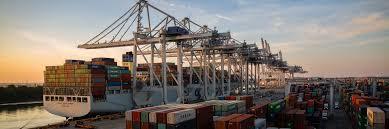 georgia ports authority u003e home