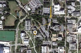 Gatech Campus Map Facilities U0026 Equipment The George W Woodruff Of