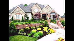 garden ideas for front of house for small space youtube