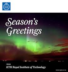 christmas card for email kth intranet