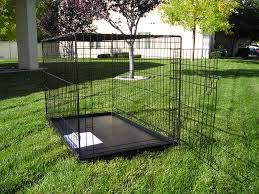 ikennel luxury brand extra large wire dog crate
