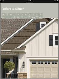 exterior design garage exterior rock vaneer siding halgren construction home