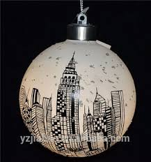 Christmas Decorations Online Buy by 931 Best Cityscapes Churches Houses On Christmas Balls