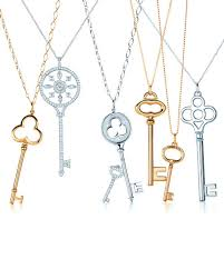 key necklace tiffany images Necklaces for your wedding day and beyond martha stewart weddings jpg