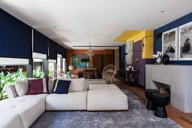 awesome living room combining bold color ideas living room
