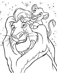 disney coloring pages to print coloring page for kids