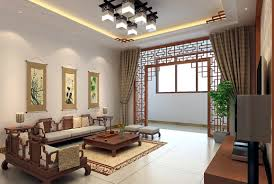 chinese living room design in perfect fashionable on home ideas