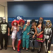 m m halloween costume m u0026m group what a scary bunch m u0026m group