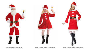 mrs claus costumes santa mrs claus kids adults costumes gosawa beirut deal