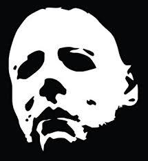 amazon com michael myers halloween vinyl decal sticker walls cars