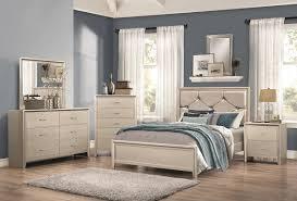 twin size bedroom sets kids miami furniture lana silver 4 piece bedroom set