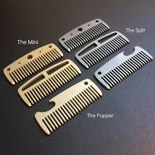 metal comb metal comb works