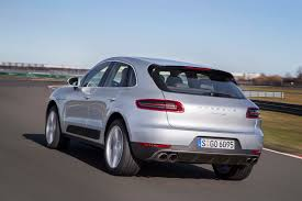 Porsche Macan Diesel - porsche to dealers don u0027t use live tigers to promote macan