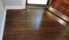 chic hardwood floor finishes residential industrial wood floor
