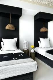 chambre adulte noir deco lit adulte lit adulte rond deco chambre adulte blanc avec