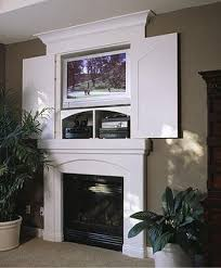 Fireplace Surround Ideas Best 25 Tv Above Fireplace Ideas On Pinterest Tv Above Mantle