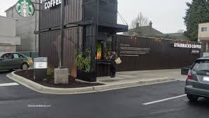 Stores Like Ballard Designs Be Sure To Visit The New Ballard Shipping Container Starbucks