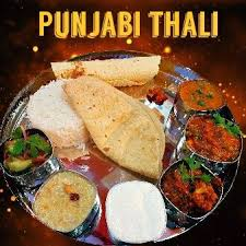 meaning of cuisine in garlic thali meaning plate is the indian name for