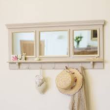 Entryway Mirrors Entryway Mirror With Hooks Entryway Mirrors With Hooks You Ll Love