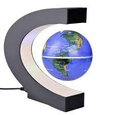 aliexpress com buy electronic magnetic levitation floating globe