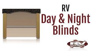 Rv Roman Shades - rv day u0026 night blinds youtube
