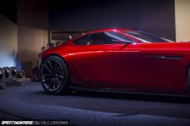mazda supercar mazda u0027s rotary dream the rx vision concept revealed speedhunters