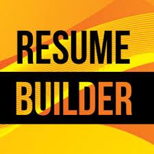 Cv Maker Resume Cv Resume Builder Download