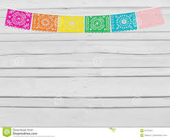 Mexican Party Flags Mexican Party Card Stock Photos Royalty Free Pictures