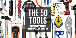 best tools to own most useful tools to have at home